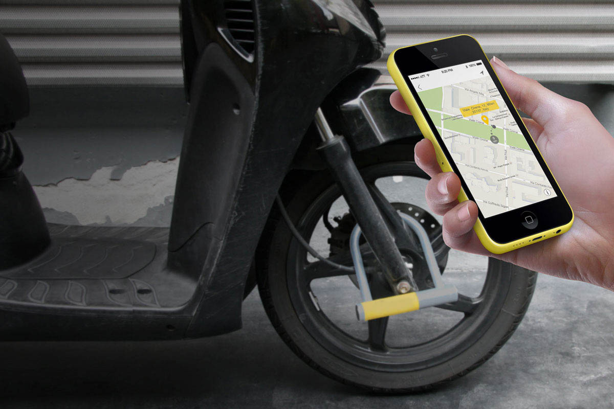 alarme pour scooter